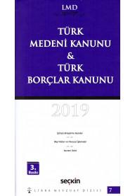 Türk Medeni Kanunu & Türk Borçlar Kanunu