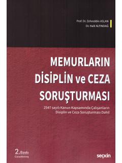 Memurların Disiplin ve Ceza Soruşturması