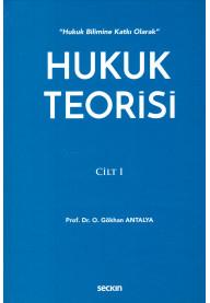 Hukuk Teorisi Cilt I