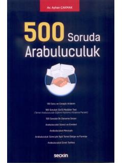 500 Soruda Arabuluculuk