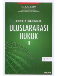 Uluslararası Hukuk -II-