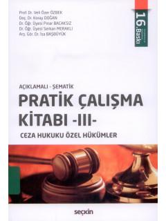 Pratik Çalışma Kitabı -III-