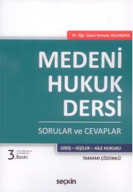 Medeni Hukuk Dersi