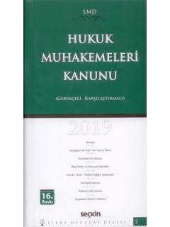 Hukuk Muhakemeleri Kanunu (Gerekçeli - Karşılaştırmalı) 2019
