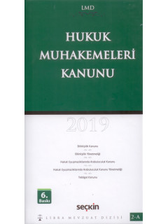 Hukuk Muhakemeleri Kanunu 2019