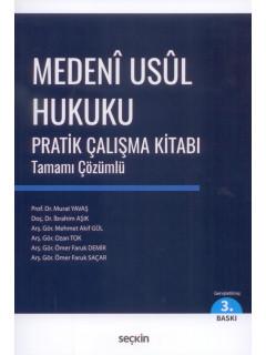 Medeni Usul Hukuku Pratik Çalışma Kitabı
