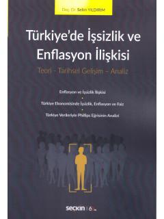 Türkiye'de İşsizlik ve Enflasyon İlişkisi