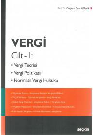 Vergi Cilt-I: