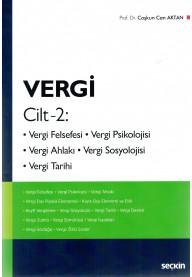 Vergi Cilt-2: