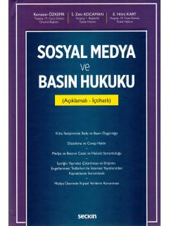 Sosyal Medya ve Basın Hukuku
