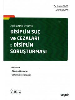 Disiplin Suç ve Cezaları  & Disiplin Soruşturması