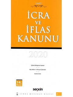 İcra ve İflas Kanunu (Libra Mevzuat Dizisi) 2020