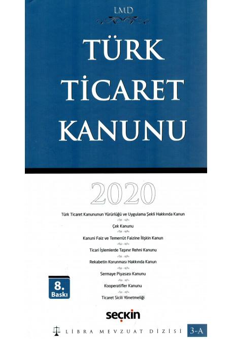 Türk Ticaret Kanunu Libra Mevzuat Dizisi 2020