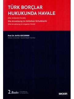 Türk Borçlar Hukukunda Havale