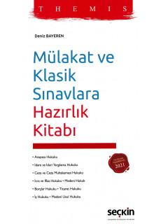 Themıs Mülakat ve Klasik Sınavlara Hazırlık Kitabı