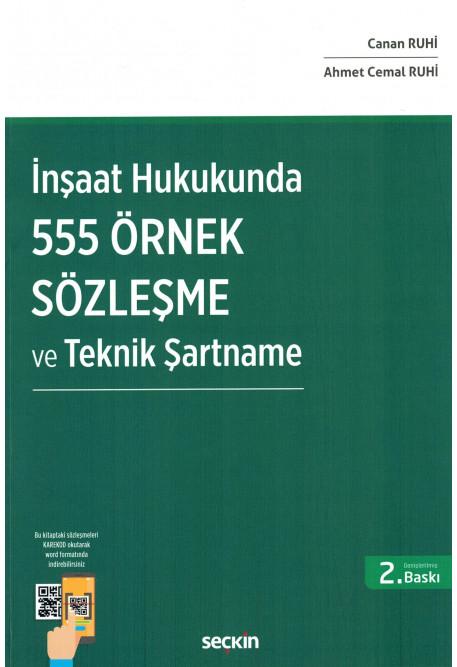 İnşaat Hukukunda 500 Sözleşme ve Teknik Şartname