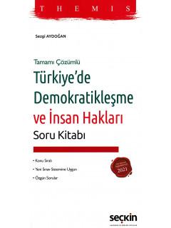 Themıs - Türkiye'de Demokratikleşme ve İnsan Hakları Soru Kitabı