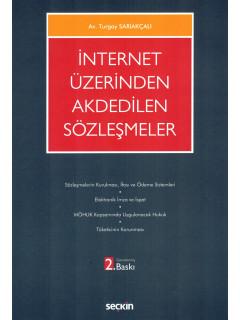 İnternet Üzerinden Akdedilen Sözleşmeler