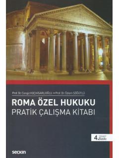 Roma Özel Hukuku Pratik Çalışma Kitabı