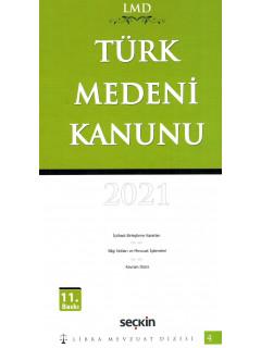 Türk Medeni Kanunu 2021