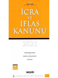 İcra ve İflas Kanunu 2021