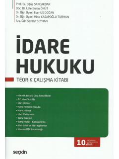 İdare Hukuku Teorik Çalışma Kitabı