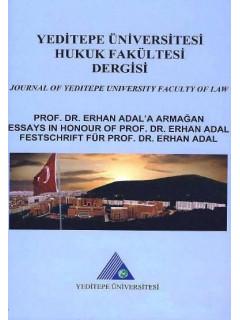 Prof. Dr. Erhan Adal'a Armağan