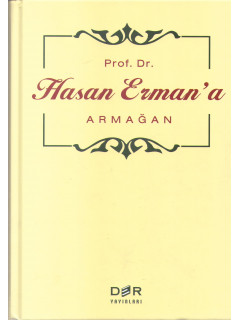 Prof. Dr. Hasan Erman'a Armağan