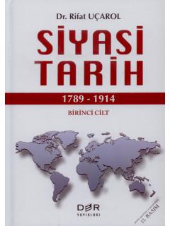 Siyasi Tarih (1789 - 1914) Birinci Cilt