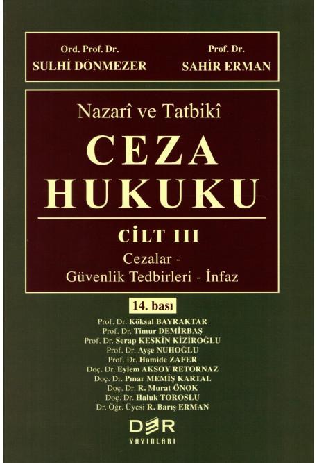 Ceza Hukuku Cilt III