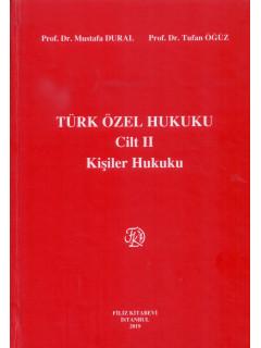 Türk Özel Hukuku Cilt II