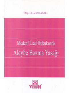 Aleyhe Bozma Yasağı