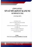 6769 Sayılı Sınai Mülkiyet Kanunu Sempozyumu (9-10 Mart 2017)