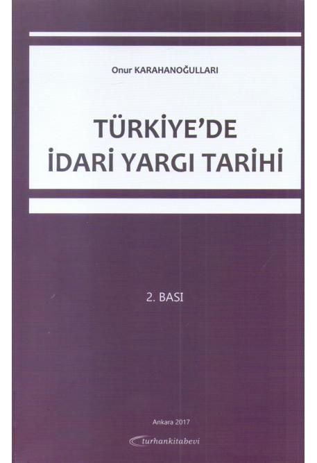Türkiye'de İdari Yargı Tarihi