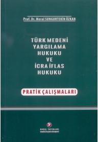 Türk Medeni Yargılama Hukuku ve İcra İflas Hukuku Pratik Çalışmaları