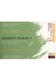 Medeni Hukuk 1