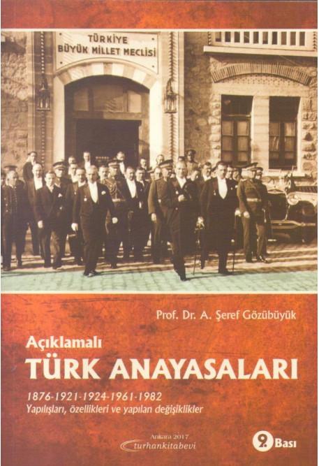 Türk Anayasaları