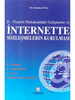İnternette Sözleşmelerin Kurulması