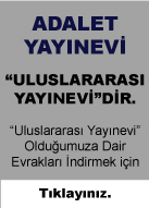 adalet yayinevi turkiye nin hukuk yayincisi